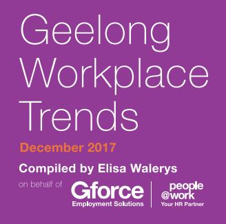 Geelong workplace trends